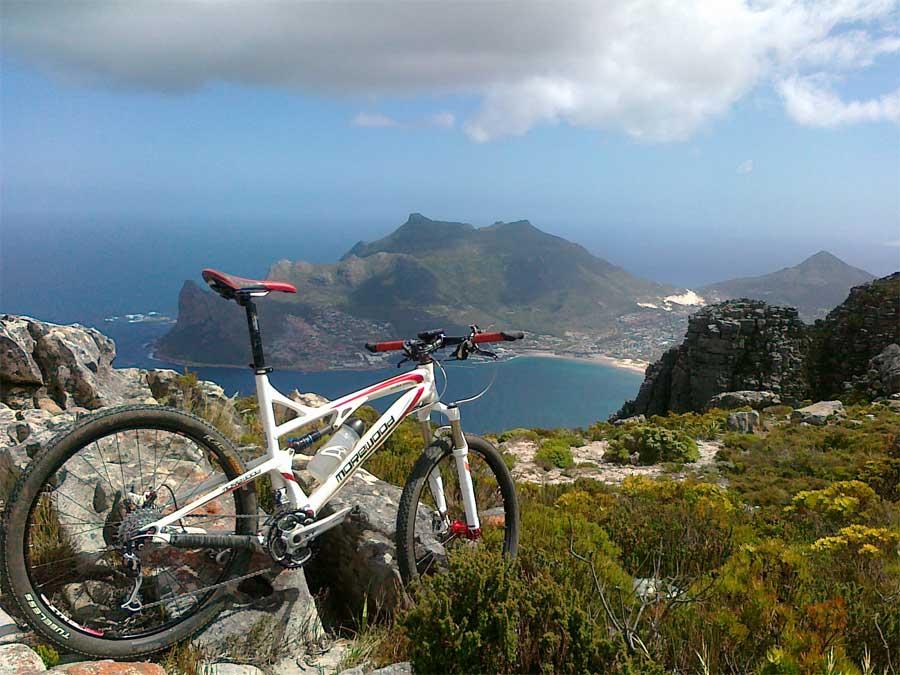 Mountianbiking Mariner Guesthouse Mountain Bike Trails